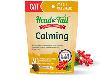 Head to Tail Daily Cat Formula - Calming
