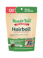 Head to Tail Hairball 90ct Blueberry